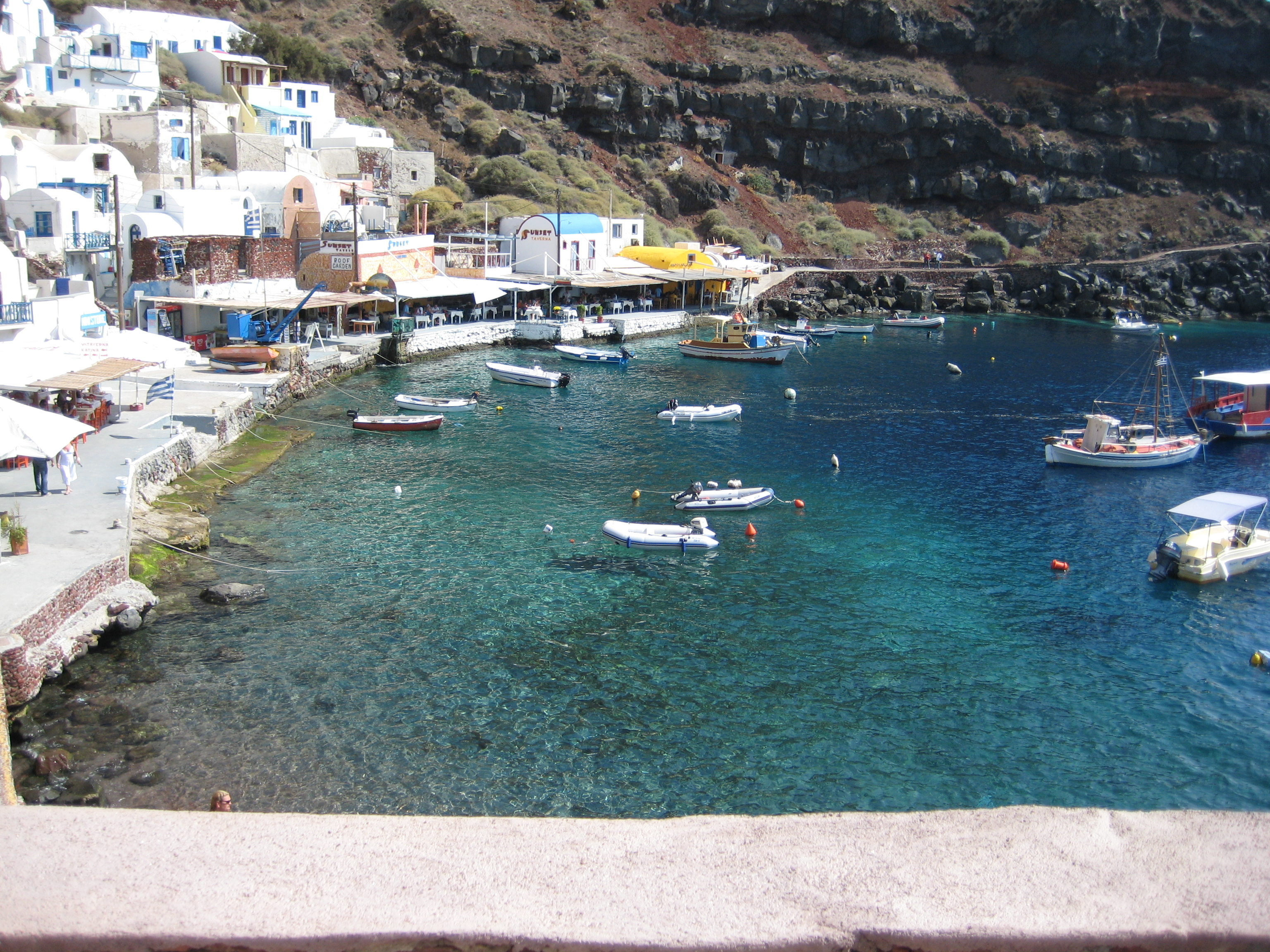 Bay of Ammoudi