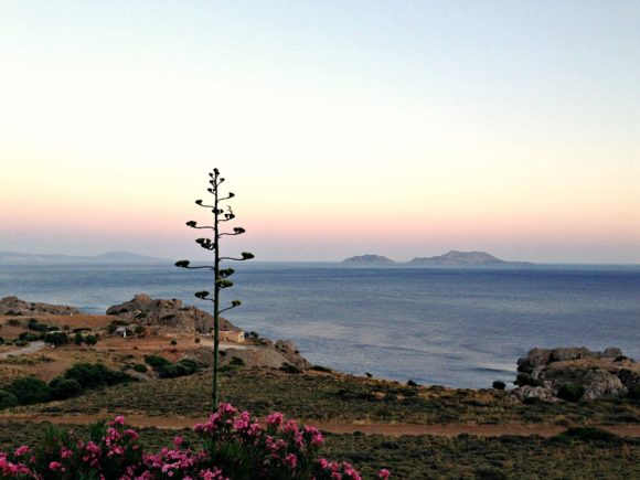 Sirocco and Nature's whim